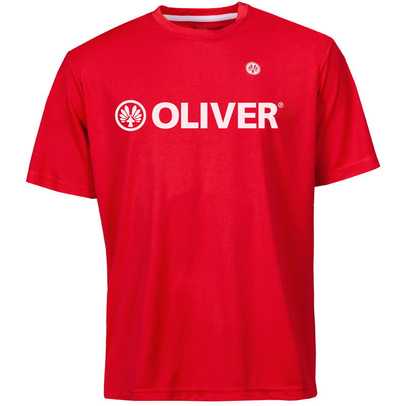 Active T-Shirt (Red)