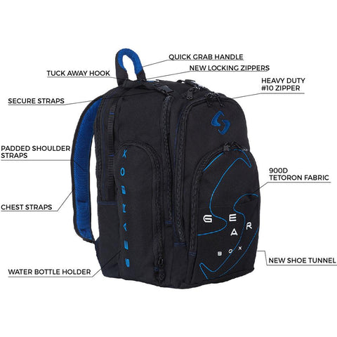 Gearbox Backpack - Blue