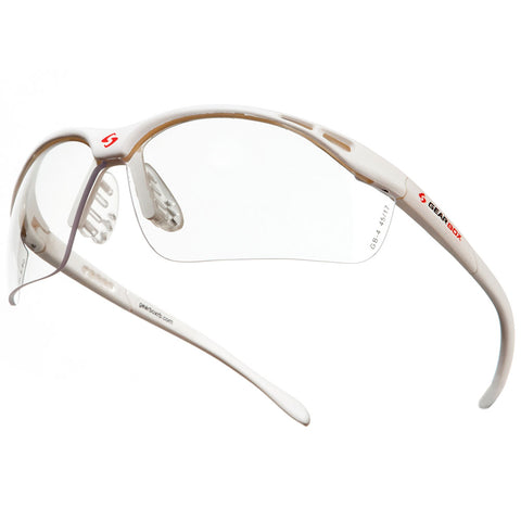 Gearbox Vision Eyewear - Slim Fit Clear