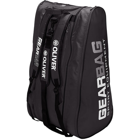 GEARBAG - (3 Comp.) Black