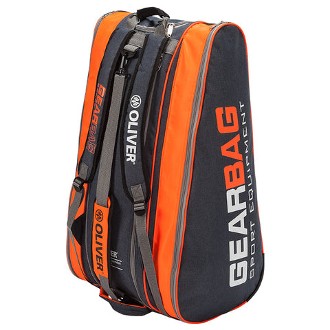 GEARBAG - (3 Comp.) Grey-Orange