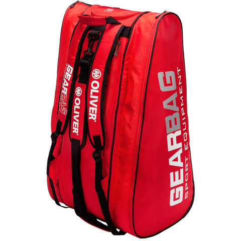 GEARBAG - (3 Comp.) RED (NEW in Stock)