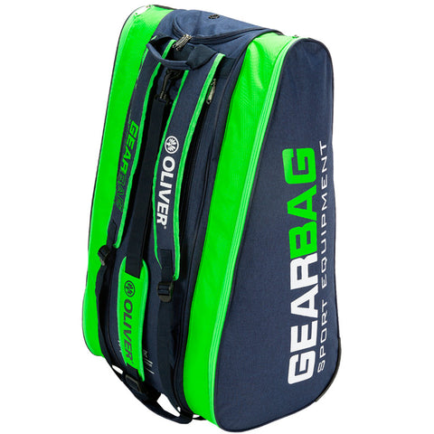 GEARBAG - (3 Comp.) Blue-Green