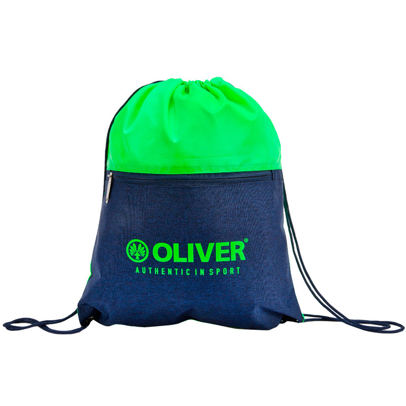 Gym Sack (Blue-Green)