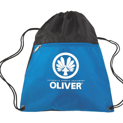 Gym Bag (Blue-Black)