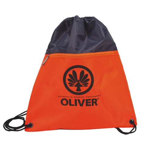 Gym Bag (Orange-Grey)