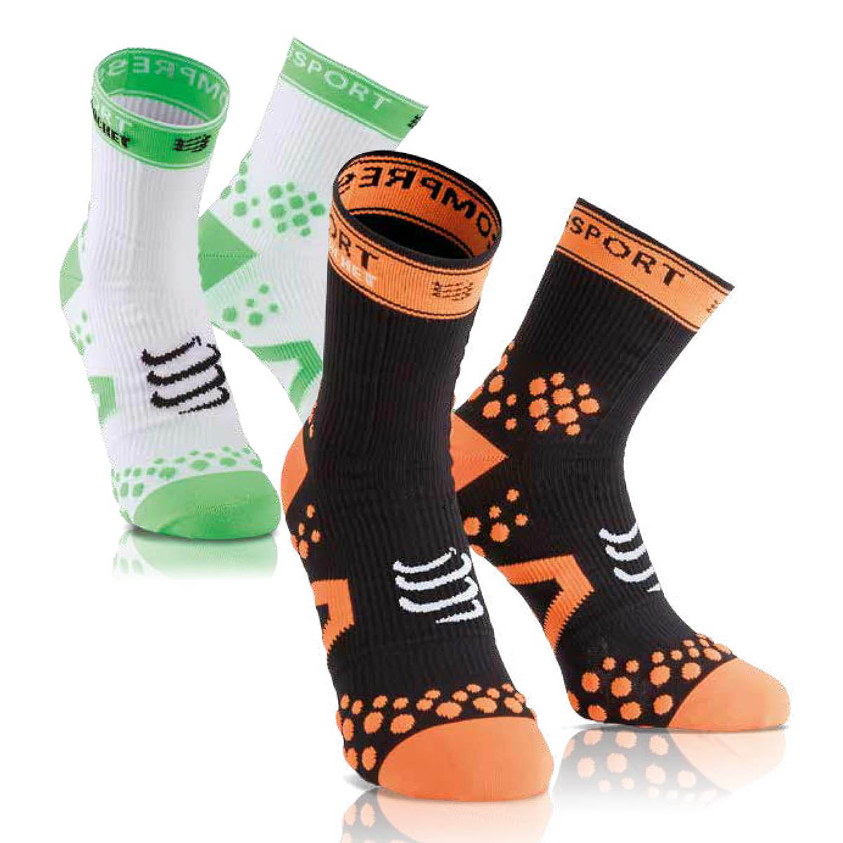 STRAPPING DOUBLE LAYER SOCKS (Coming Soon)