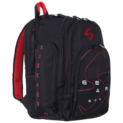 Gearbox Backpack - Red