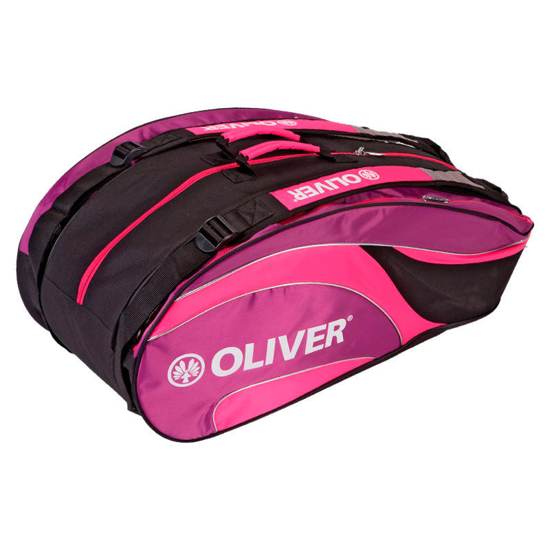 Triplebag XL (Lila-Pink-Black)