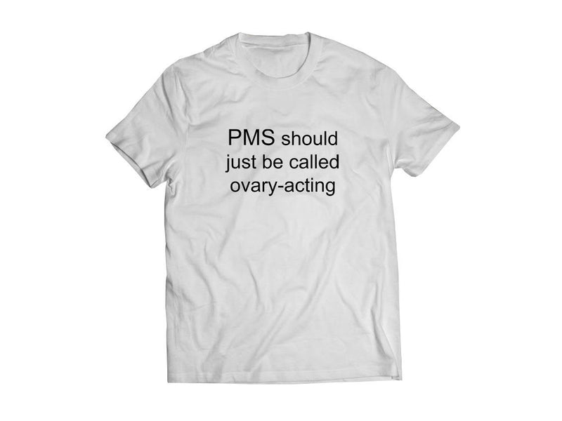 Bolur - PMS should just be called ovary-acting