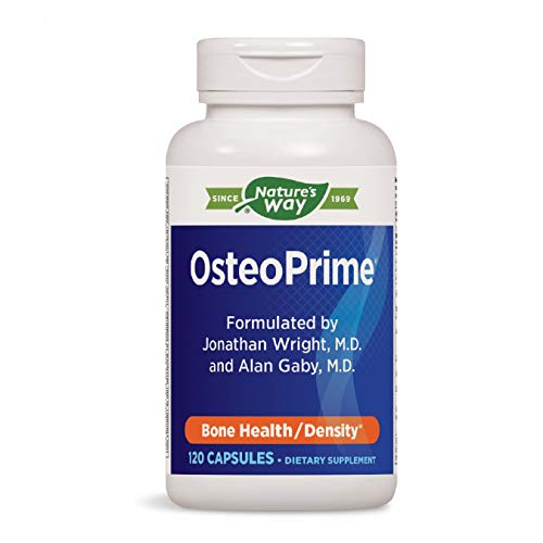 Nature's Way OsteoPrime. 120 VCaps