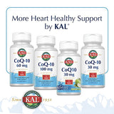 KAL 1200 Mg Red Yeast Rice, 60 Count