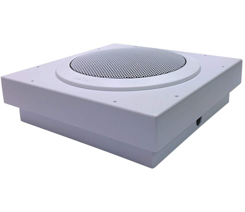 The 8189 SIP Ceiling Speaker is a SIP compliant surface mount IP ceiling speaker for voice paging, loud ringing, emergency notification and background music. Identical to the 8188, the 8189 offers a slimmer design which is better suited for indoor surface mount applications.