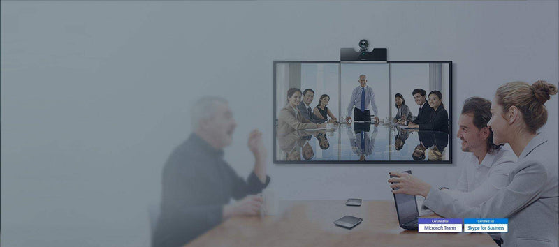 Designed for small meeting rooms of up to 8 people, the MVC500 offers a compact video conferencing solution. The MVC500 has been built to integrate with Microsoft Teams, comprised of: Yealink UVC50 USB PTZ camera, Yealink Mtouch touch console