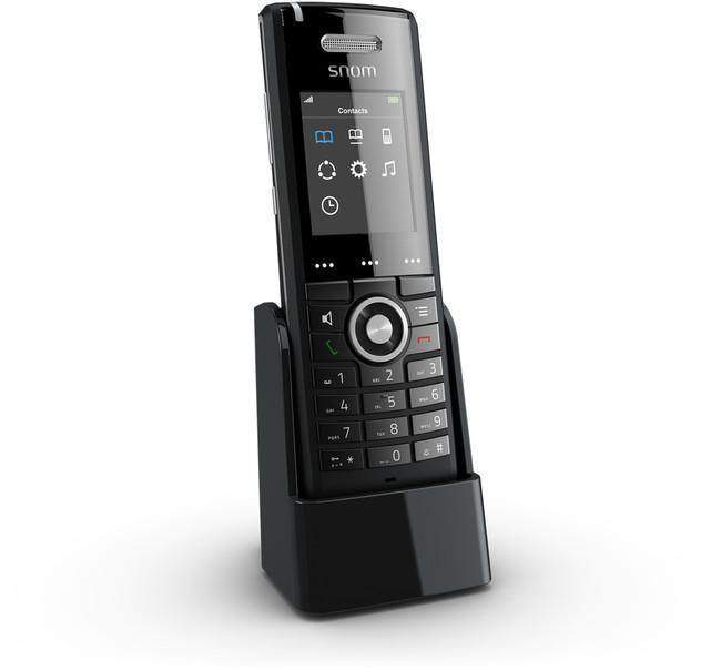 "With its sleek appearance and comprehensive range of features, the M65 is ideal for customers requiring mobile coverage across several floors or throughout large buildings. A large backlit 2"" colour display and backlit keypad provide easy visibility, while wideband audio ensures crystal clear voice quality. The handset features six polyphonic ringtones and vibration alert for incoming calls."