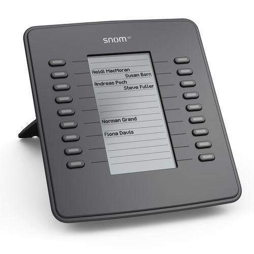 Snom D7 (grey) expansion keypad for 720 and 760