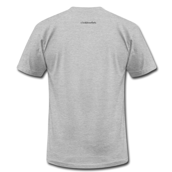 Jersey T-Shirt - heather gray