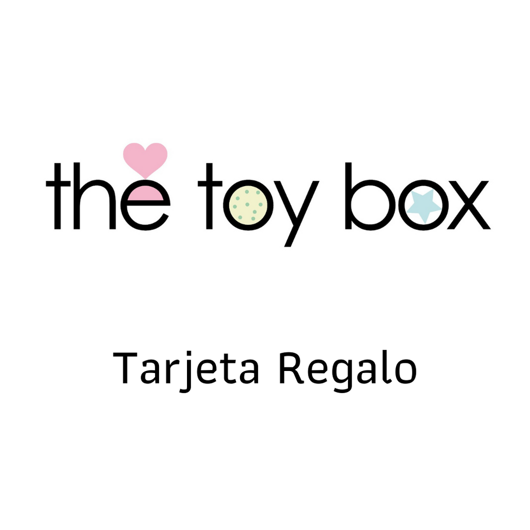 Tarjeta regalo The Toy Box