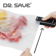 Load image into Gallery viewer, USB Rechargeable Mini Plastic Bag Eco Sealer