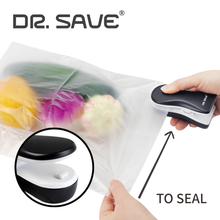 Load image into Gallery viewer, Portable 2-in-1 Food Sealing Machine Battery Operated