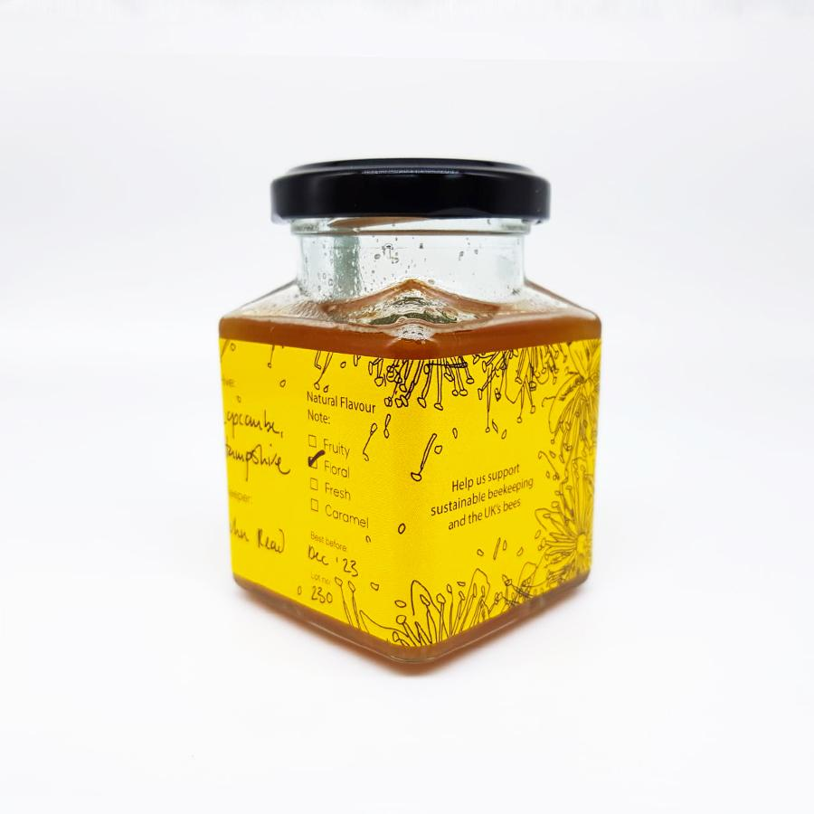The UK Honey Subscription-Hive & Keeper