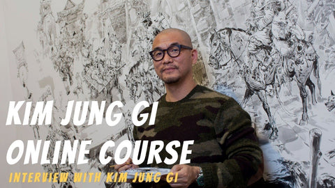 Kim Jung Gi Online Course