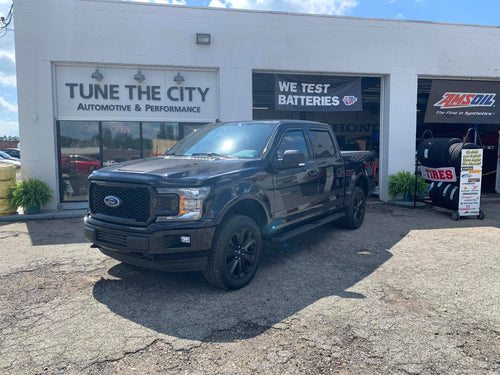 2019 Ford F-150 5.0 WHIPPLE INSTALL