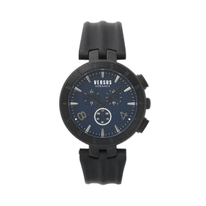 NEW LOGO BLACK CHRONO WATCH