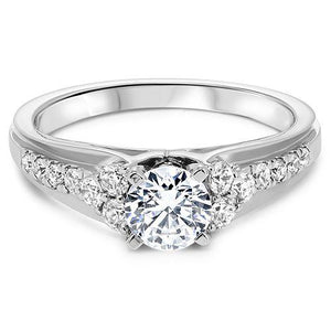 THREE STONE DIAMOND ENGAGEMENT RING RG58513