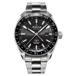 ALPINER 4 AUTOMATIC GMT AL-550G5AQ6B