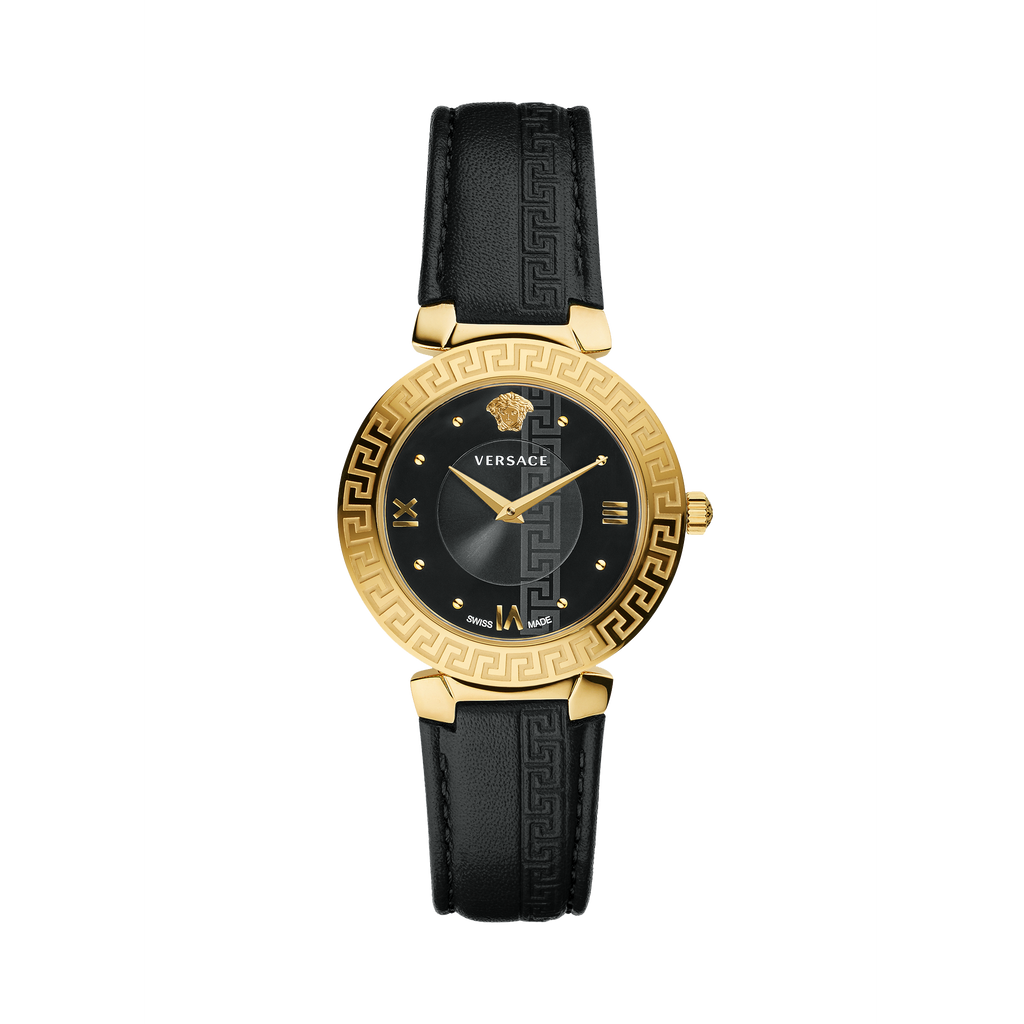 BLACK DAPHNIS WATCH