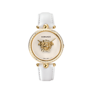 WHITE PALAZZO EMPIRE WATCH