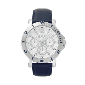 NAVY STEENBERG WATCH