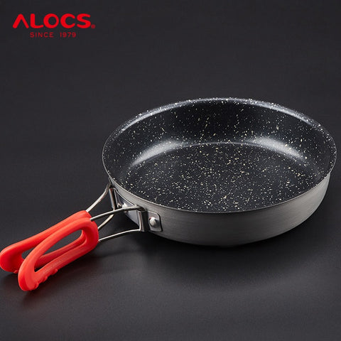 "7"" Folding Non-Stick Frying Pan"