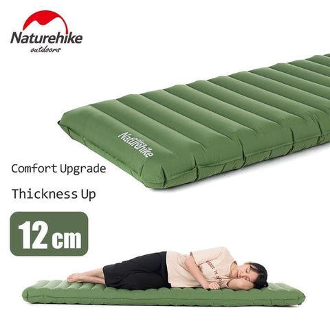 Naturehike Sleeping Pad - 12cm Thickness
