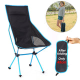 Portable Ultralight Folding Chair