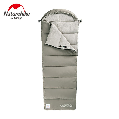 Hooded Cotton Sleeping Bag