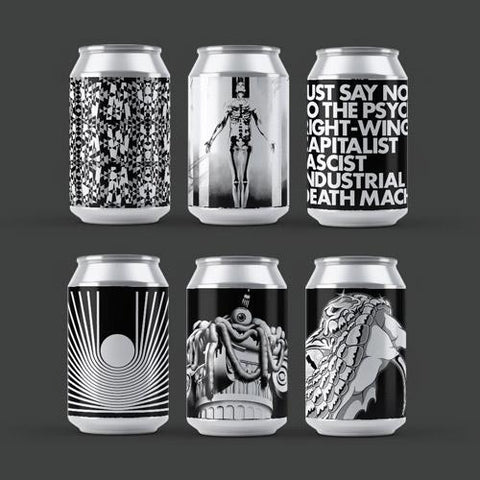 Time We Left This World Today 6-pack