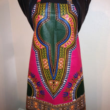 Load image into Gallery viewer, Fonds-des-Blancs Dashiki Apron