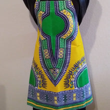 Load image into Gallery viewer, Fonds-Verrettes Dashiki Apron