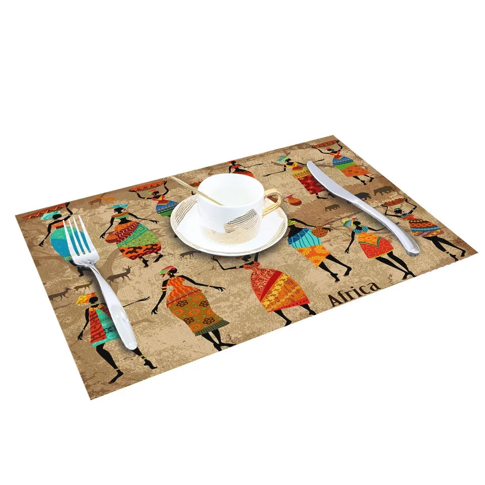 Gros Morne Lakay Placemat Set (4)