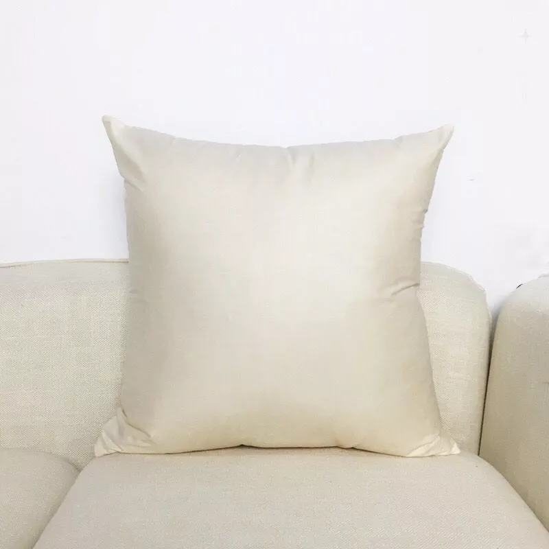 Toss Pillows - Cream