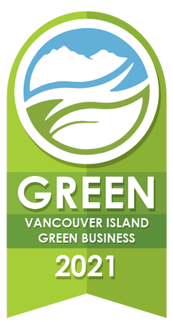Vancouver Island Green Business 2021 Decal