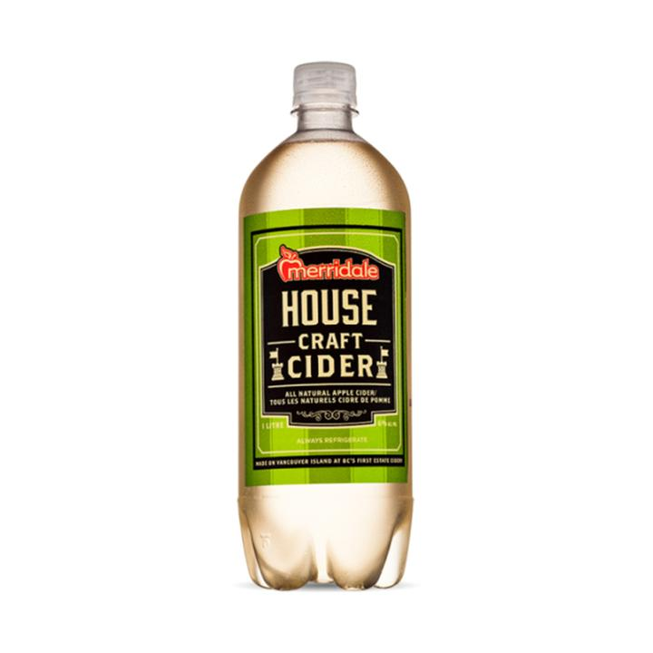 Merridale's House Cider is a classic apple based cider that is sure to please