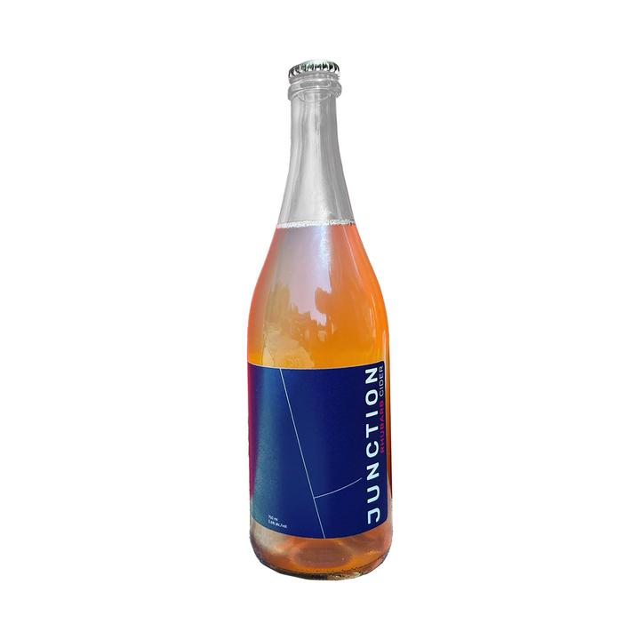 Junction Cider just north of Victoria has delicious new seasonal fall ciders including this Rhubarb Cider