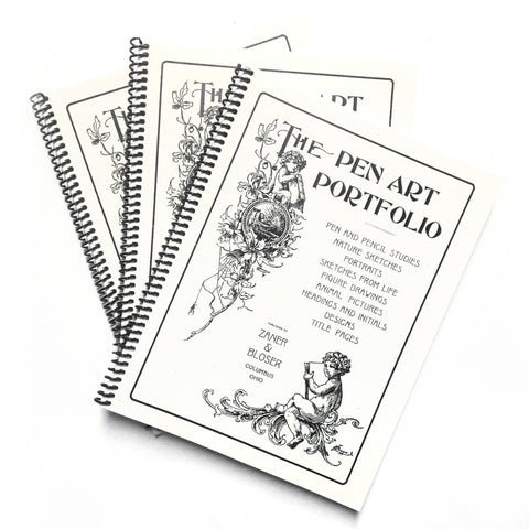 The Pen Art Portfolio