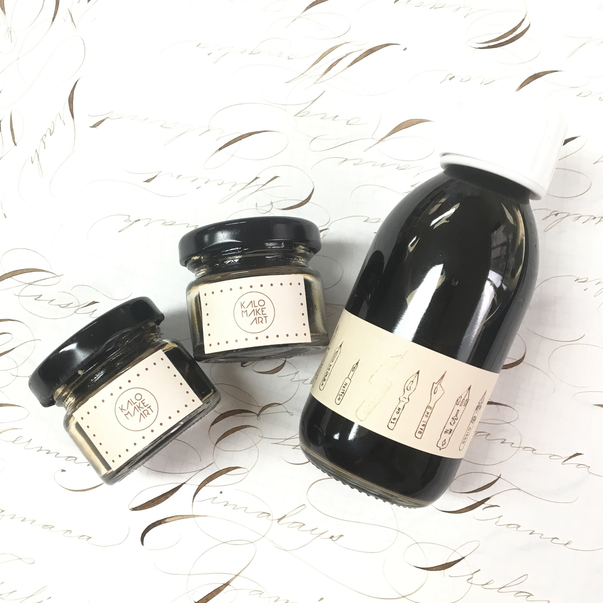 Walnut Ink (2 sizes)