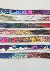 Multi Color Reversible Sequin Fabric Arcadia Designs