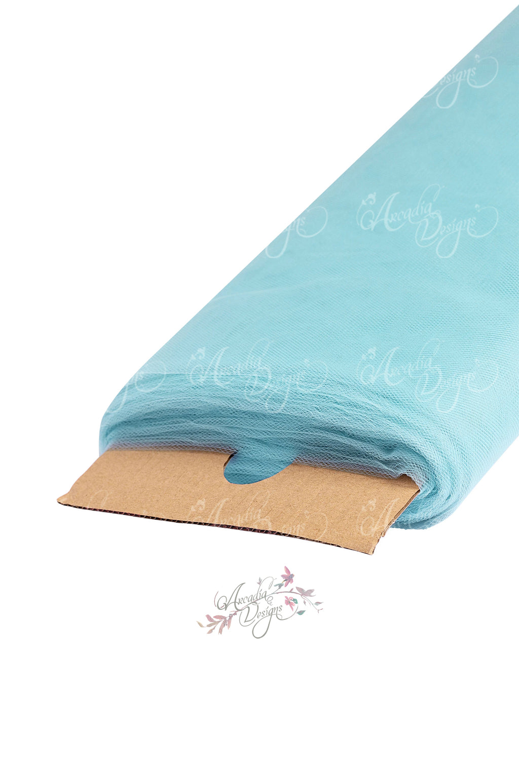 Baby Blue Tulle fabric