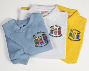 Holy Rosary Nursery Sweatshirt